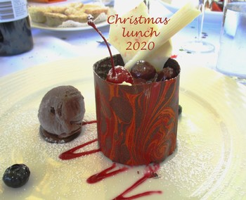 2020 Christmas Day Lunch 12.30pm