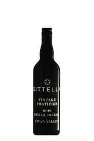 Vintage Fortified 2019 Shiraz Touriga